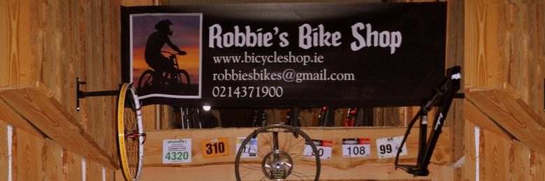 ROBBIES BIKE SHOP SPORTSTAGID AUTHORIZED DEALER