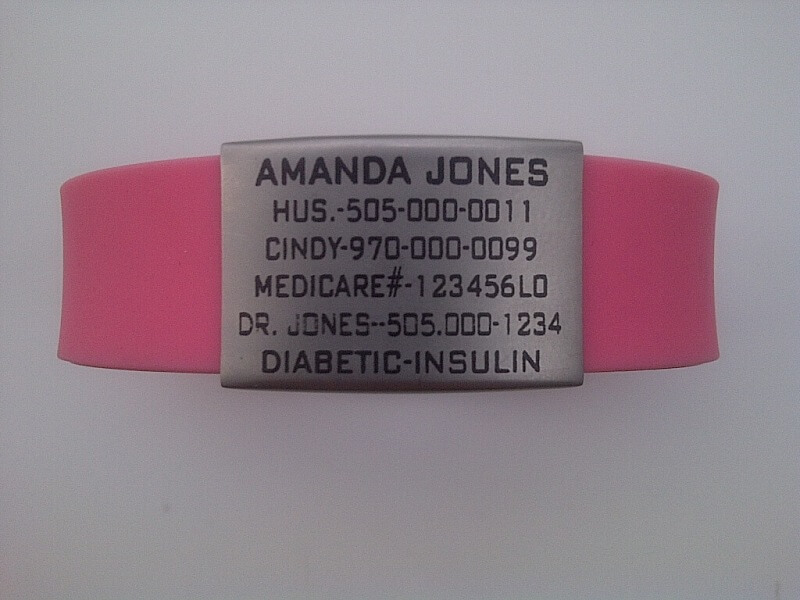 The Ultimate Children S Medical Id Bracelets By Sports Tag Id