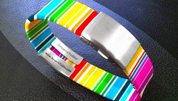 ABOUT-WORLD EDITION SPORT ID | Medical ID Bracelets,Sports